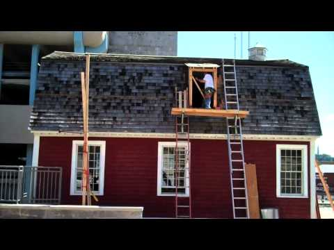 S.A.R. Nathan Hale Schoolhouse New London, CT. Restoration