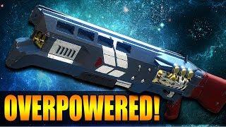 MOST OP BROKEN SHOTGUN IN THE UNIVERSE!!! | Destiny 2 New Exotic Legend of Acrius