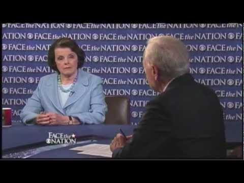 Senator Feinstein on national security leaks
