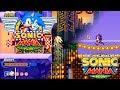 Sonic Moderno & Pana Der Hejhog | Sonic Mania Mods thumbnail