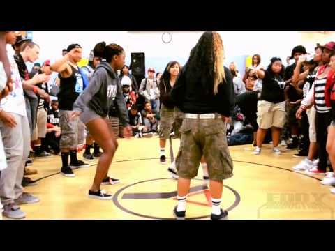 Bay vs LA (Lady Allstars) | EDDY PRODUCTiON$�