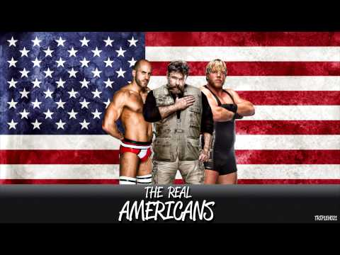 WWE The Real Americans Theme Song Patriot 2014 HD