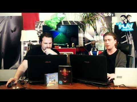 Let's Play Together: Die Show #001 - Livestream vom 18.05.2012