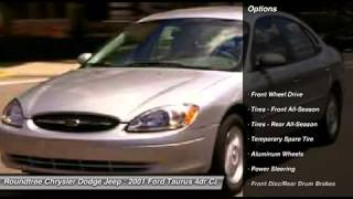 2001 FORD TAURUS Jackson, MS 1A117111
