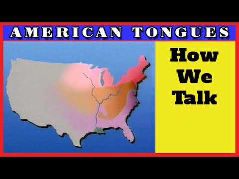 american tongues Documentary review | american tongues april 25, 2016 by mediacenterblog this is a fun and simple film that has filmmakers traveling across the country interviewing different people to hear their accents.