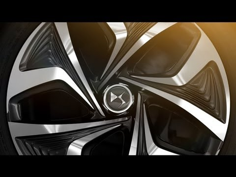 Citroen DS5 тест-драйв от Иваныча
