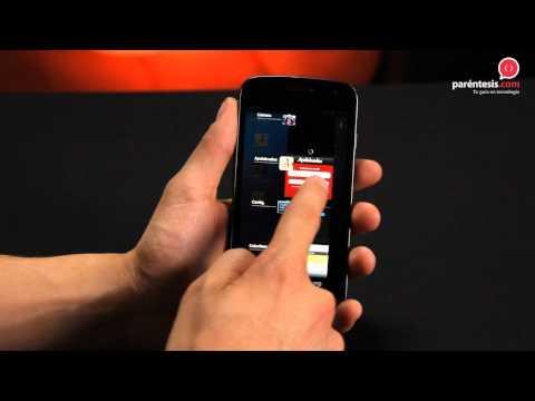 Celular Samsung Galaxy Nexus (i9250)