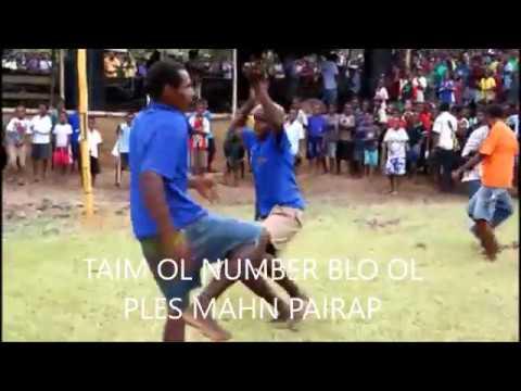TAIM NUMBER BLO OL PLES MAHN PAIRAP (Funny PNG Dance)