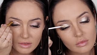 EASY Cut Crease using my Ciate Palette & Pixi Fairy Lights!
