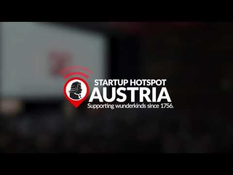 Found your startup in Austria! | Startup Hotspot Austria - Supporting wunderkinds since 1756.