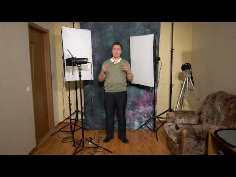 Урок 1. «Домашняя фотостудия». Описание комплекта