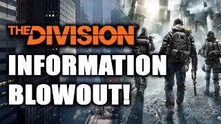 Tom Clancy's The Division Multiplayer Gameplay Hands On Reactions; Walkthrough of Classes & PVP