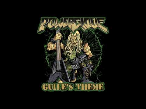 Powerglove - Guile's Theme
