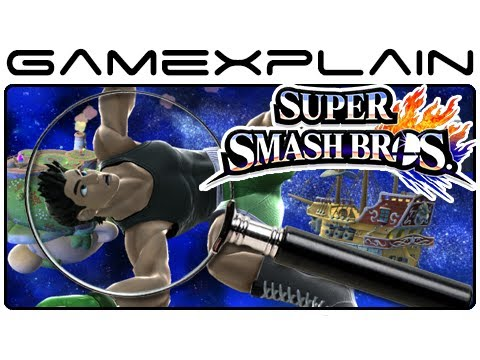 Super Smash Bros: Little Mac Analysis 2 (Secrets & Hidden Details + Your Ideas! - Wii U & 3DS)
