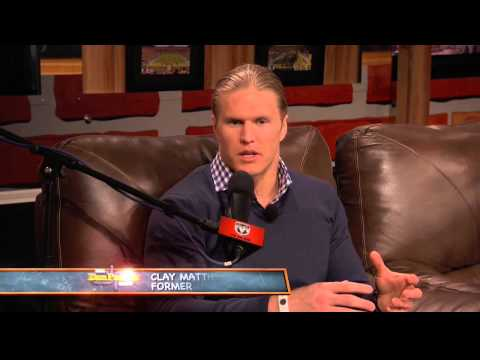 Clay Matthews on the Dan Patrick Show 2/1/13