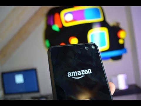 Amazon Fire Phone: la Recensione di HDblog.it