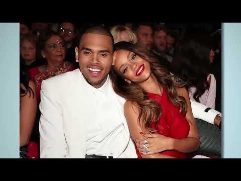 Awkward Chris Brown and Rihanna Reunion