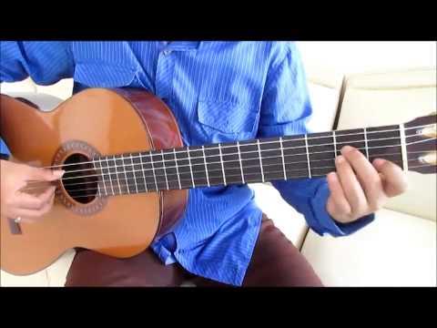 Free Video Cara petik gitar lagu kita so7 on ...