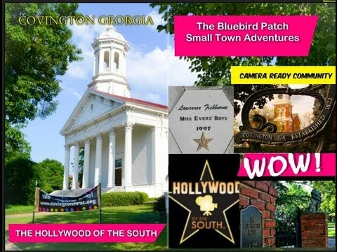 "Small Town Adventures: Exploring Covington Georgia ""The Hollywood of The South"