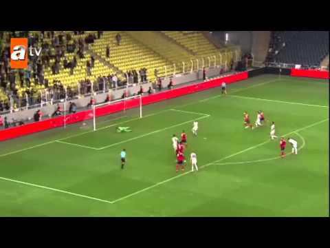 Fenerbahçe 4 - Mersin İdman Yurdu 1 (Özet)