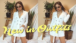 New In Haul + Styling Cute Outfit Ideas!