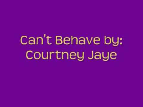 Courtney Jaye - Can