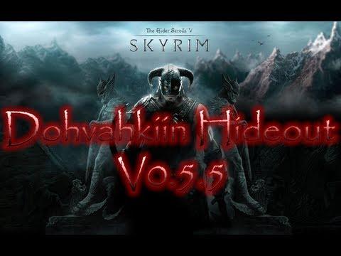 Mods for Skyrim - Dohvakiin Hideout v0.5.5