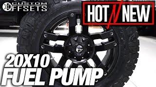 Hot n New ep.138: Fuel Pump 20x10 -24