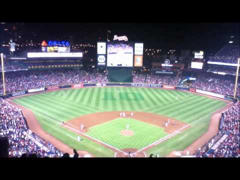 New York Mets @ Atlanta Braves - 09 29 12 #Italians Do It Better#