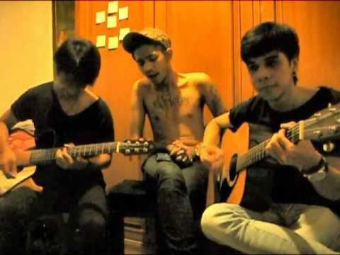 Onadio & Josaphat KILLING ME INSIDE with Rinaldy Vidianza - Cintaku
