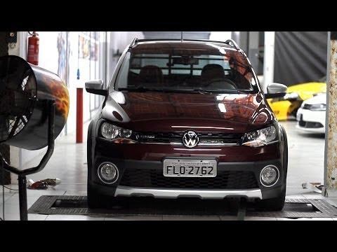 Testamos o novo motor 1.6 16v da VW no dinamômetro