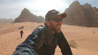 You Have to See This in JORDAN! The Wadi Rum Desert