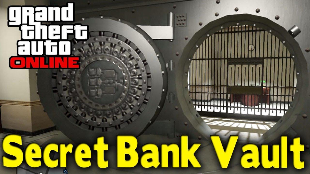 Banking Money Gta 5 Online Gta Online Secret Bank Vault