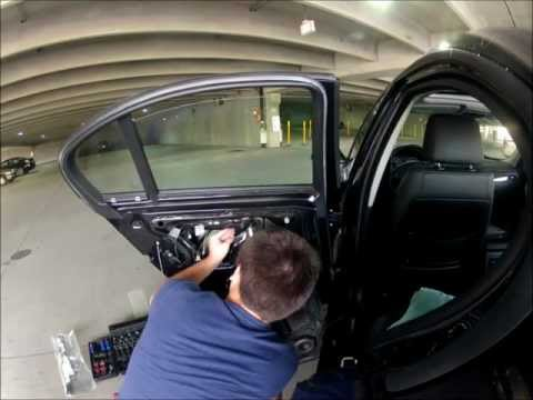 How To: Change Window Regulator on E90 BMW 3-Series