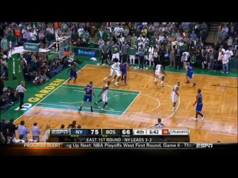 Paul Pierce and Kevin Garnett: Final Game As Celtics - Incredible Comeback!