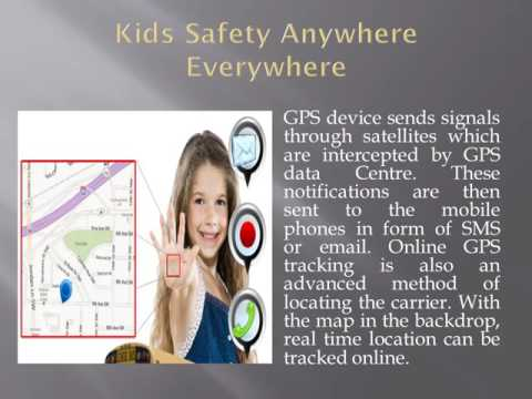 Locator device for kids safety are GPS enabled gadgets