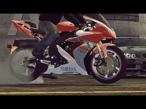 GTA 4 Yamaha R1 RN12 !! 720p HD4870 Q6600  [HD] [ Car mods + RealizmIV + VisualIV + ENB  series ]