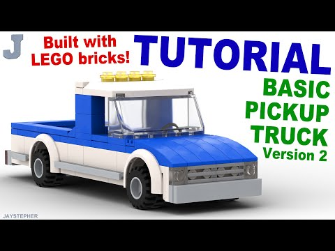 Tutorial - Lego Public Bathroom [CC]