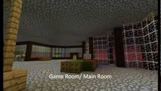 Minecraft giant mountain mansion with world save download minecraft