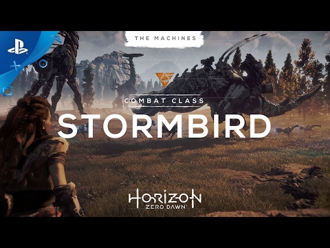 Horizon Zero Dawn - The Machines: Stormbird | PS4