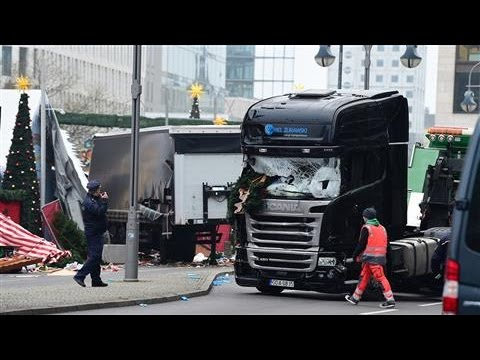 ISIS Claims Responsibility for Berlin Attack