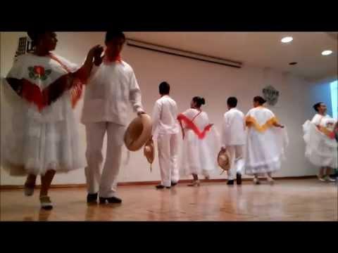 Taller de Danza Folclórica - ESIME AZCAPOTZALCO IPN