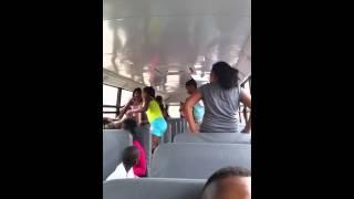 Ghetto Behavior! Bad Kids! 7/13/2014