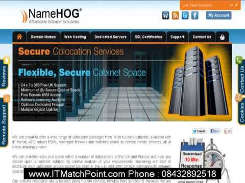 Cheap Colocation hosting providers Lichfield