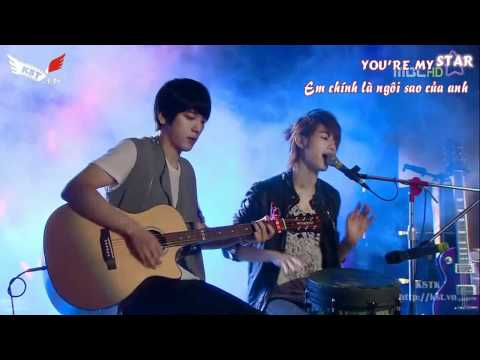 [Vietsub] Heartstrings OST {Star} Min Huyk
