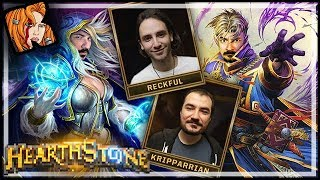 The Most Famous Game Ever Played! What Is 11+4? - Old School Hearthstone