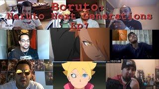 Boruto: Naruto Next Generations Episode 7 Live Reaction