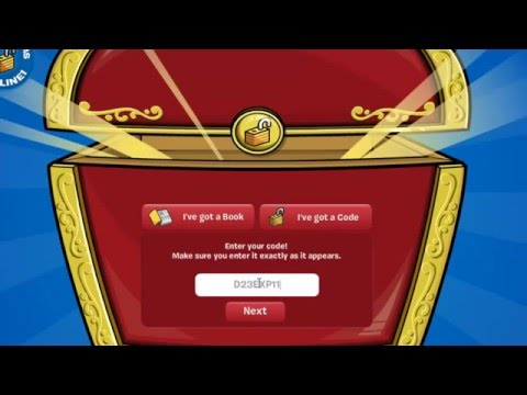 Club penguin - 8 Free Clothing Unlockable Codes For Everyone to use