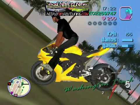 GTA Vice City Nipi Mod Tuning