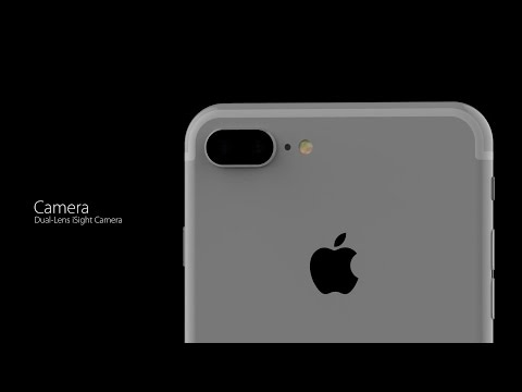 NEW Apple iPhone 7 Pro - FINAL DESIGN